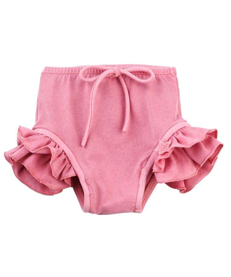 Niña Volantes Pink Bañador Niña Volantes Niña Bañador Bañador Pink Volantes ulK1c3JT5F